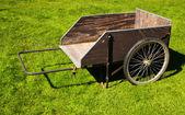 Handcart — Stock Photo