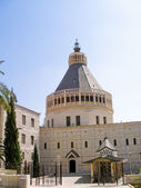 Church of the Annunciation in Nazareth — Stock Photo