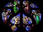 Angels choir — Stock Photo