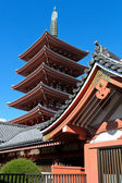 Sensoji Asakusa Temple — Stock Photo