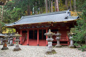 Rinno-ji Buddhist temple in Nikko, Japan — Stock Photo