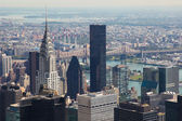 Skyline di manhattan — Foto Stock