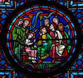 Jesús en el templo — Foto de Stock