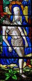 Jesus och moder maria på långfredagen — Stockfoto