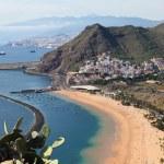 Playa de Las Teresitas — Stock Photo #21427775