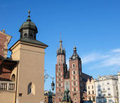 Krakow — Stock Photo