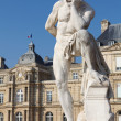 Stock Photo: Jardin de Luxembourg