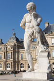 Jardin de Luxembourg — Stock Photo