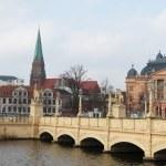 Schwerin — Stock Photo