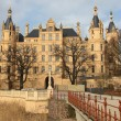 Stock Photo: Schwerin Castle