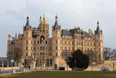 Schwerin Castle — Stock Photo