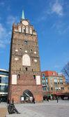 Rostock — Stock Photo