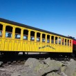 Mount Washington Cog Railroad — Stock Photo