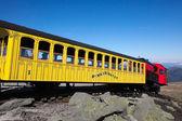 Chemin de fer mount washington cog — Photo