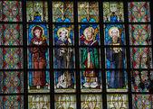 Roman catholic saints — Stock Photo