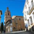 Ronda church — Stock Photo