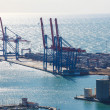 Stock Photo: Port of Malaga