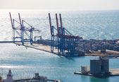 Port of Malaga — Stock Photo