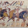 Bayeux tapestry — Stock Photo #38267879
