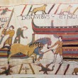 Bayeux tapestry — Stock Photo #38267901