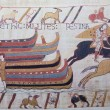 Bayeux tapestry — Stock Photo #38267915