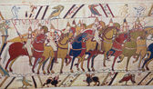 Bayeux tapestry — Stock Photo