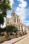 Semur-en-Auxois, Burgundy — Stock Photo