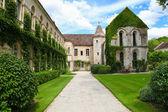 Abbey of Fontenay — Stock Photo