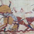 Bayeux tapestry — Stock Photo #41285651