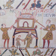 Bayeux tapestry — Stock Photo #41285661