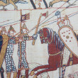 Bayeux tapestry — Stock Photo #41285663