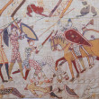 Bayeux tapestry — Stock Photo #41285677