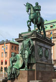 Swedish king  — Stock Photo