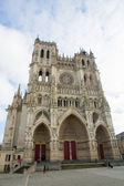 Amiens Cathedral — Stock Photo