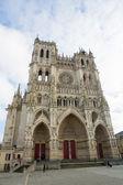 亚眠主教堂 — 图库照片