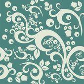 Elegancki wzór kwiatowy wzór tła dla projektu — Wektor stockowy