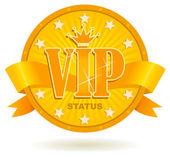 VIP client vector — Stock Vector
