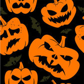 Vector wallpaper di halloween — Vettoriale Stock