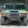 Military Vehicle Hummer — Stock Photo #33601777