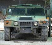 Military Vehicle Hummer — Stock Photo