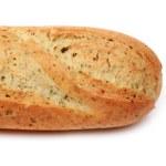 Piece of bread — Stock Photo