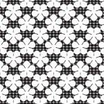 Floral wallpaper. Seamless — Stock Vector