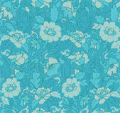 Floral abstract background seamless — 图库矢量图片