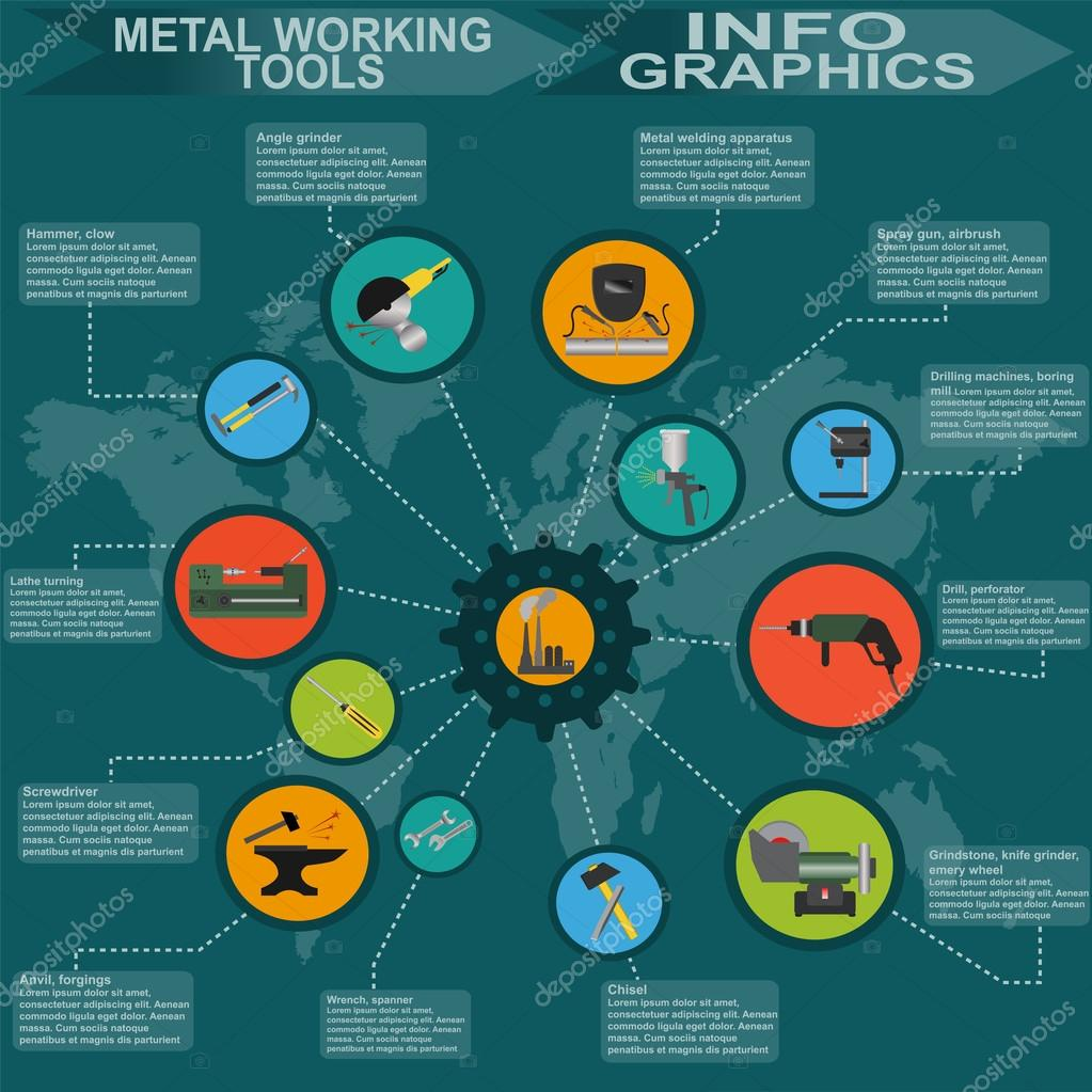 Infographic tools illustrator
