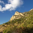Stock Photo: Vicinity of Cape Aiya. Crimea.