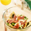 Royalty-Free Stock Photo: Salad with smoked duck fillet