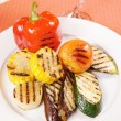 Grilled vegetables — Foto de Stock