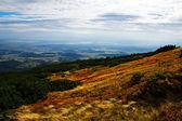 Mountains in autumn — Stock Photo