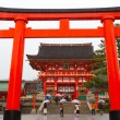 Fushimi Inari Shrine, Kyoto, Japan — Stock Photo #32710489