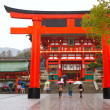 Fushimi Inari Shrine, Kyoto, Japan — Stock Photo #32710523